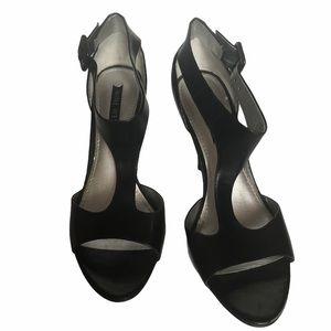 Nine West Black Heels Size 8
